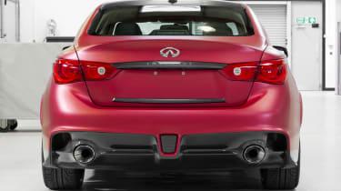Infiniti Q50 Eau Rouge - rear