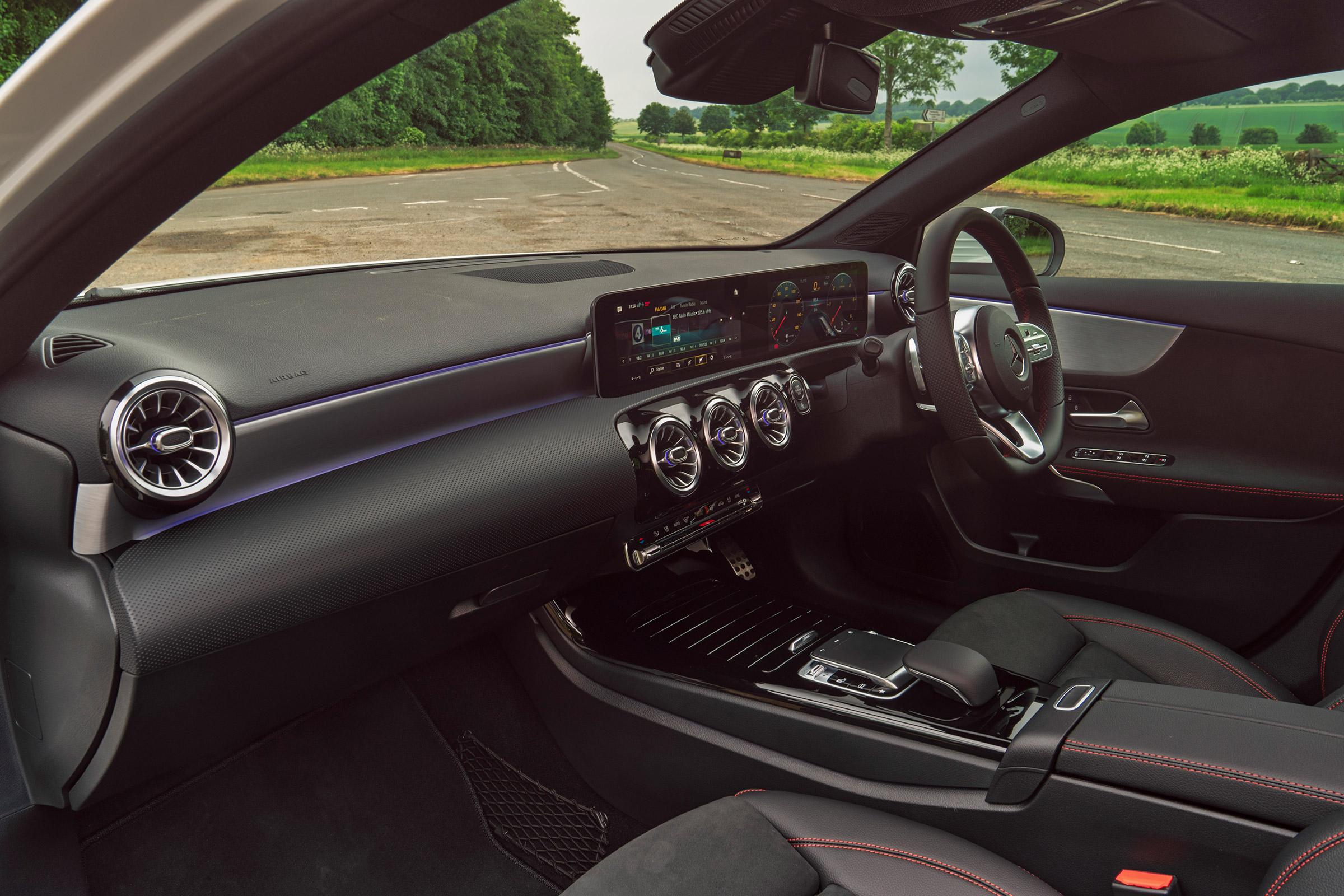 Mercedes-Benz A-class review – high-tech hatch takes aim at