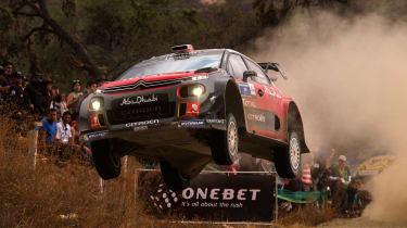 Rally Mexico C3 2