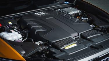 Audi Q8 Vorsprung – engine