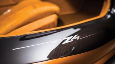 BMW Z4 Concept - Z4 badge