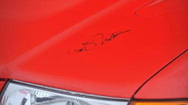 Mitsubishi Evo VI Tommi Makinen Edition - detail