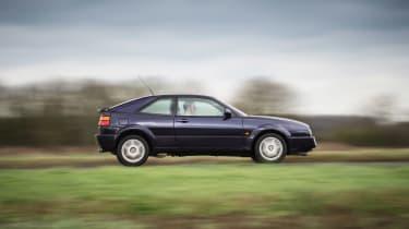 Volkswagen Corrado VR6 panning