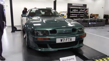 Aston Martin Works auction - Vantage Le Mans
