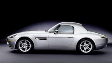 BMW Z8 – side
