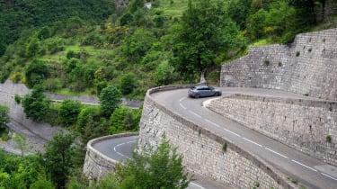 Hyundai i30 N Fastback road