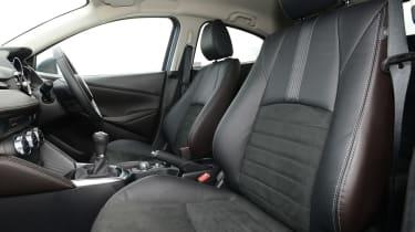 2017 Mazda 2 - interior