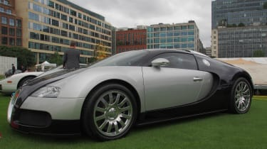 City Concours - Bugatti Veyron