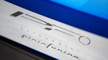Pininfarina plate