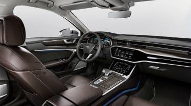 Audi A6 2018 - interior