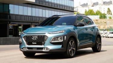Hyundai Kona - front 1