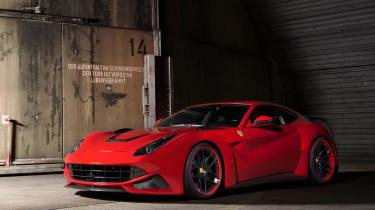 Novitec tunes Ferrari F12