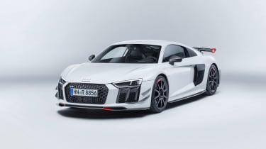 Audi performance parts - R8