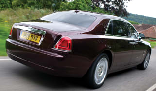 Driven: Rolls-Royce Ghost EWB
