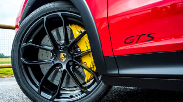 Porsche Cayenne Coupe GTS – wheel
