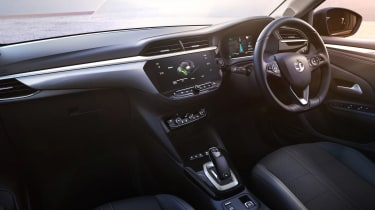 Vauxhall Corsa-e - dash