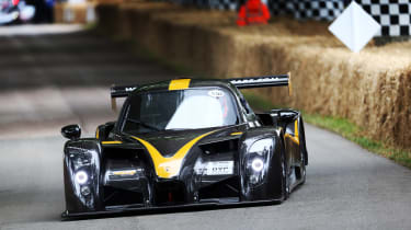 Radical RXC Turbo 600R 20th Anniversary at Goodwood