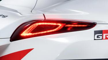 Toyota Supra GRMN - lights