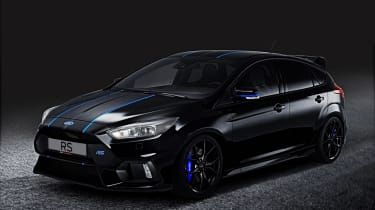 Ford Performance upgrades -  focus RS front