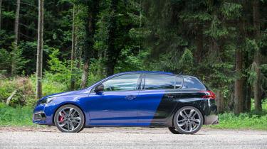 Peugeot 308 GTi by Peugeot Sport - static profile
