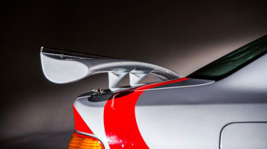 Audi A4 Super Tourer - wing