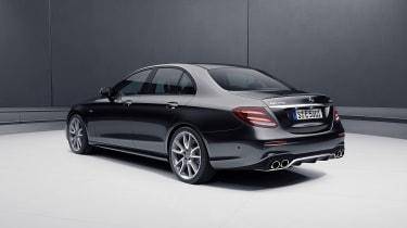 Mercedes-AMG E 53 – rear quarter