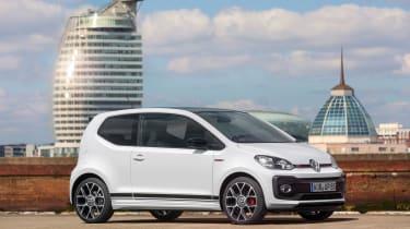 Volkswagen Up GTI - front 3