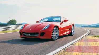 Ferrari 599 - front quarter