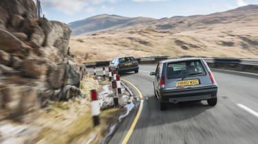 evo Magazine May 2014 - Renault 5 GT Turbo VW Golf GTI
