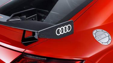 Audi performance parts - TT RS rear wing