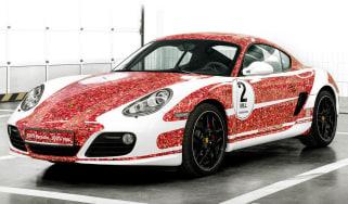Porsche Cayman S Facebook edition