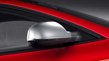 New Audi RS5 coupe mirror
