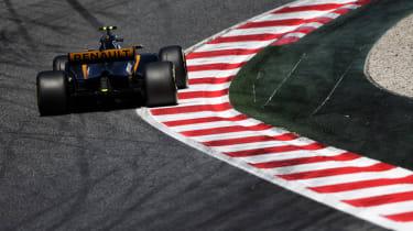 Spanish F1 - Renault 2