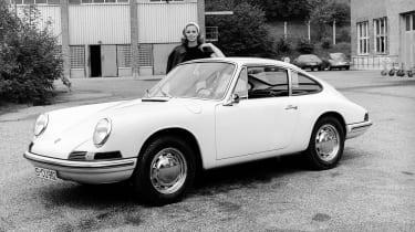 Porsche 901 prototype