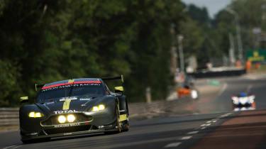 Le Mans 2017 - Vantage GTE PRO