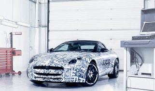 New York show: Jaguar F-type confirmed