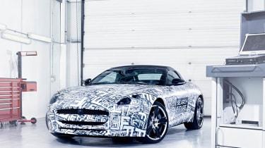 New York show: Jaguar F-type confirmed