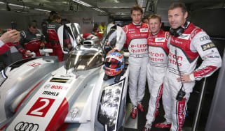 Allan McNish: Le Mans interview part 2