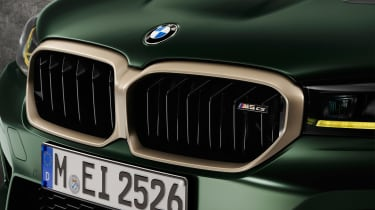 BMW M5 CS - grille