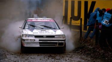 Legacy WRC car 91 front