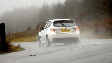 Subaru Impreza WRX STI Type UK