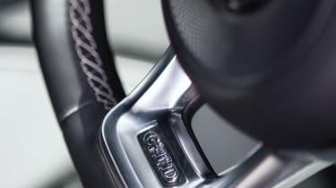 2017 Volkswagen Golf GTD - Steering wheel