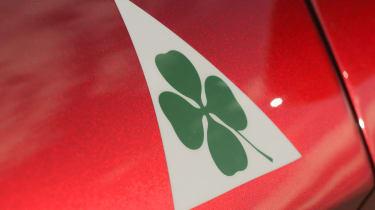 Alfa Romeo 8C Spider logo