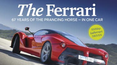 evo Magazine July 2014 - Ferrari LaFerrari review