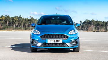 2018 Ford Fiesta ST –front