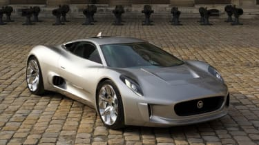 Production Jaguar CX-75 hypercar canned