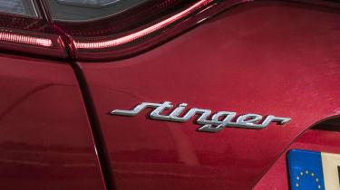 Kia Stinger GT-Line S - Badge