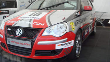 VW Cup at Rockingham in Polo