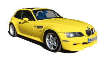 BMW M coupe buying guide - front three quarter