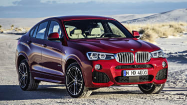 BMW X4 details, spec and prices